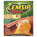 Lemsip Max Honey & Ginger Flavour Powder for Oral Solution (10 Sachets)