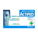 Actifed Multi Action (12 Tablets)