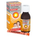 Nurofen for Children Liquid Strawberry Flavour (100ml)