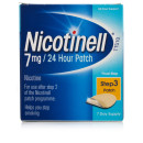 Nicotinell 7mg/24 Hour Patches - Step 3 (7 Day Supply)