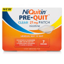 NiQuitin Clear 21mg Patches Step One (x7 Patches)