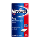 Nicotinell Fruit 4mg Gum (x96 Pieces)