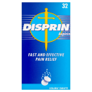 Disprin Aspirin Soluble Tablets (x32 Tablets)