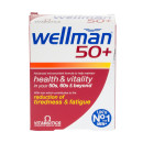 Vitabiotics Wellman 50+ (30 Tablets)