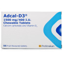Adcal D3 Chewable Tablets (x56 Chewable Tablets)