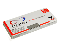Priligy 60mg tablets (3 tablets)